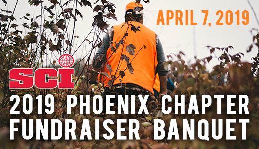 2019 Phoenix Chapter SCI Fundraiser Banquet!