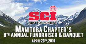 Manitoba Chapter's 8th Annual Fundraiser & Banquet