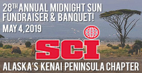 28th Annual Midnight Sun Fundraiser and Banquet!
