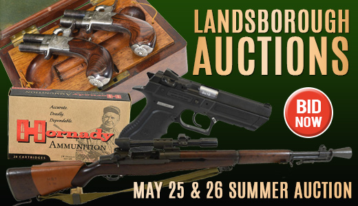 May 25 & 26 Summer Auction
