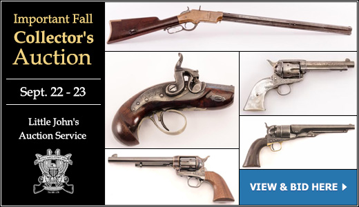 IMPORTANT FALL COLLECTOR'S AUCTION