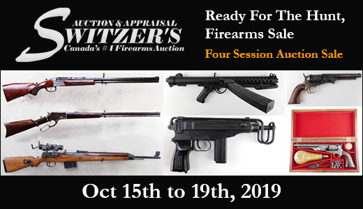 Ready for the Hunt Firearms Sale