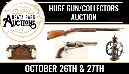 HUGE GUN/COLLECTORS AUCTION