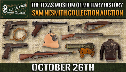 Texas Museum of Military History/The Sam Nesmith Collection