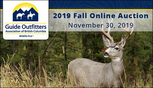 2019 GOABC Fall Online Auction