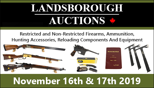 Nov 16 and 17 Fall Auction
