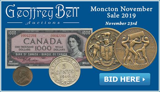 Moncton November Sale 2019