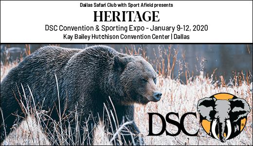 Dallas Safari Club Heritage 2020