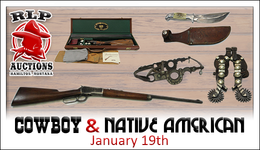 WESTERN COLLECTIBLES, NATIVE AMERICAN, GUNS, AMERICANA, TACK, GOLD AND MUCH MORE!