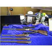 High End German Hunting Guns, Ammo & Accessories Auction Taking Bids Until February 22nd