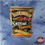 Incredible Tobacco & Cigarette Tin Collection Up For Auction February 28th and 29th