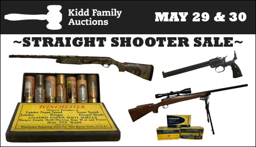 MAY 29TH / 30TH - STRAIGHT SHOOTER SALE