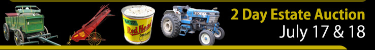 Estate Auction for the Late Art Arndt of Barrhead, Ab
