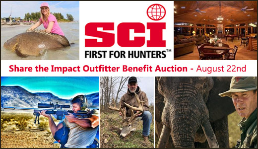 Share the Impact Outfitter Benefit Auction