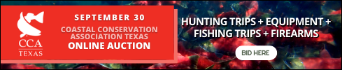 Coastal Conservation Association Texas - Online Auction