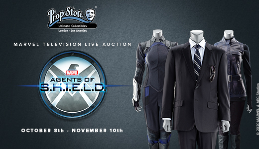 Marvel's Agents of SHIELD Auction