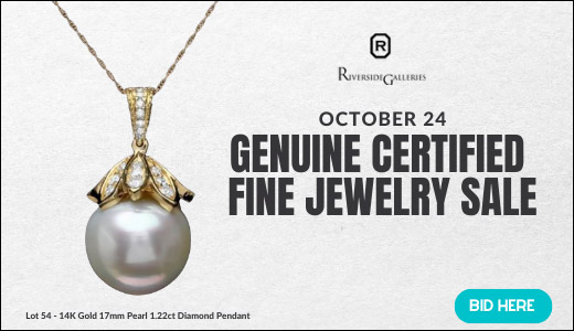Genuine Certified Fine Jewelry Sale