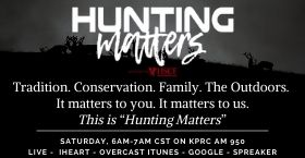 Hunting Matters