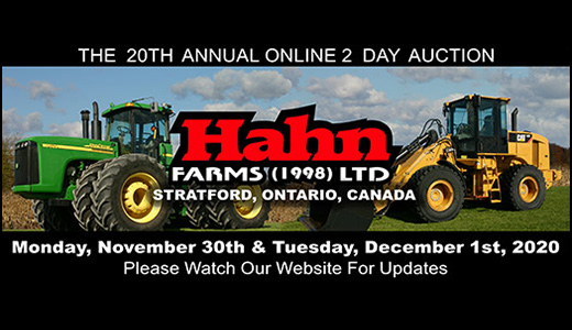 The 20th Annual 2 Day Auction