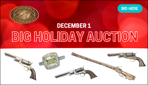 BIG HOLIDAY AUCTION