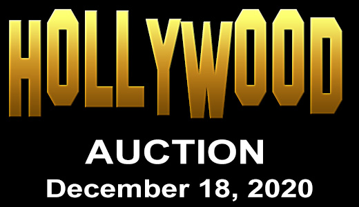 Hollywood Auction 118