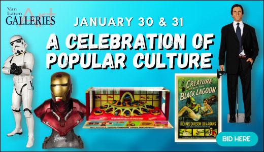 A Celebration of Popular Culture