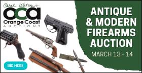 Antique & Modern Firearms Auction