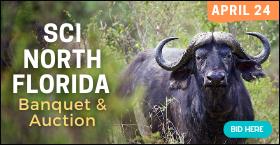 Safari Club International - North Florida Chapter Banquet and Auction
