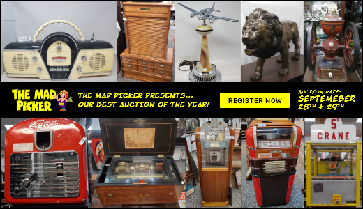 Our Best Two Day Auction of The Year!
