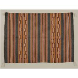 """Finely Woven Navajo Rug  30""""x 43""""  Good Condition with Minor Stain"""