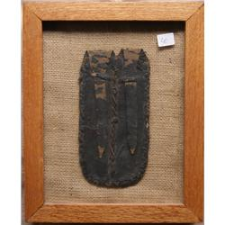 WESTERN LEATHER POUCH