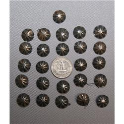 NAVAJO BUTTONS
