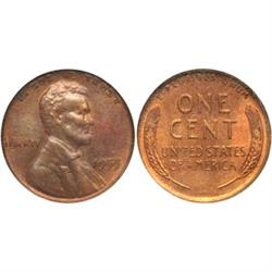 Small Cents 1955 DDO PCGS MS64 RB