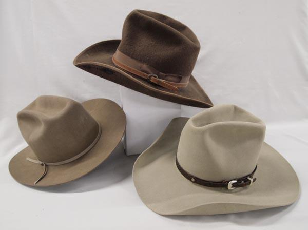 Vintage Cowboy Hats. Loading zoom 495f6bb0128