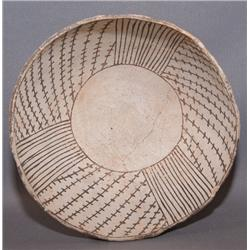 CHACO TYPE POTTERY BOWL