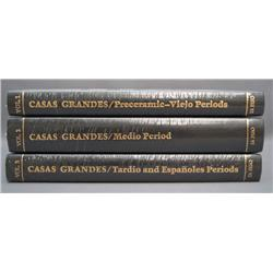 SET OF CASAS GRANDES BOOKS