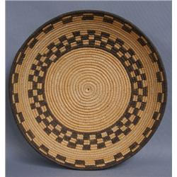 CHEMEHUEVI BASKETRY TRAY