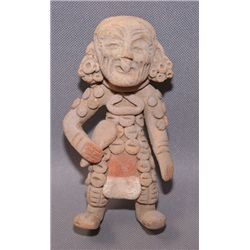 TEOTIHUACAN REPRESENTATIVE POTTERY FIGURE