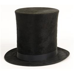 Boston Made Beaver Top Hat