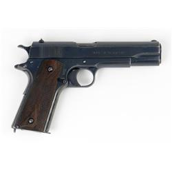 Inscribed Colt Model 1911