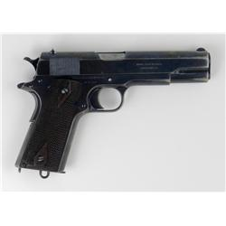 Early WWI Colt Commercial Government Model Pistol