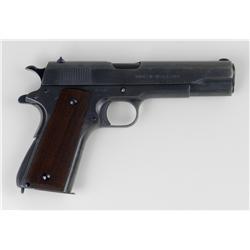 Colt Model 1911 U.S. Army Semi-Automatic Pistol