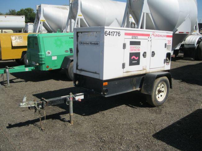 2005 Magnum MMG35 Towable Generator