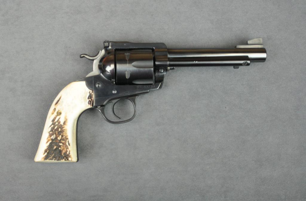Ruger New Model Super Blackhawk Bisley single action revolver,  44