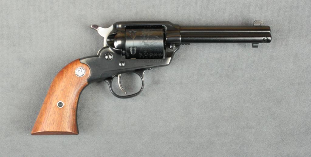 "Ruger New Bearcat single action revolver,  22 cal , 4"" barrel"