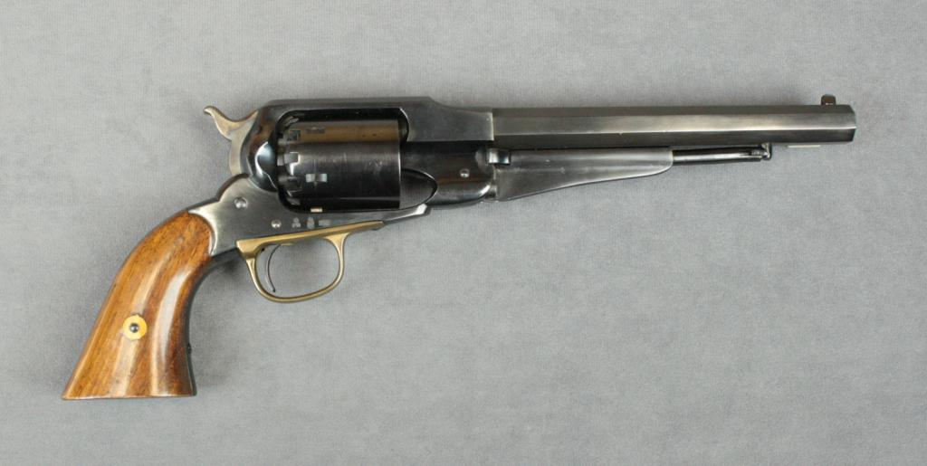 Navy Arms copy of a Remington New Model 1858 percussion