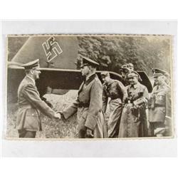 GERMAN NAZI ADOLF HITLER ARCHIVE PHOTO