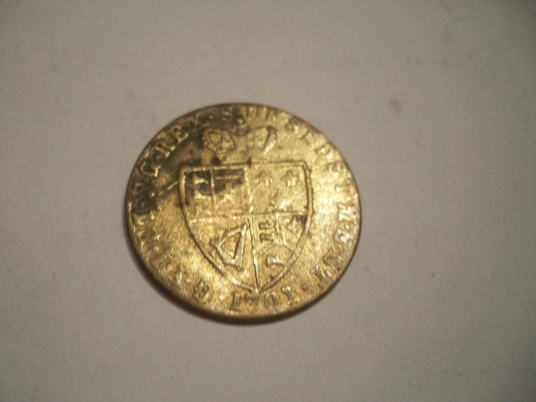 foto de 1701 George III One Guinea Gaming Token Coin