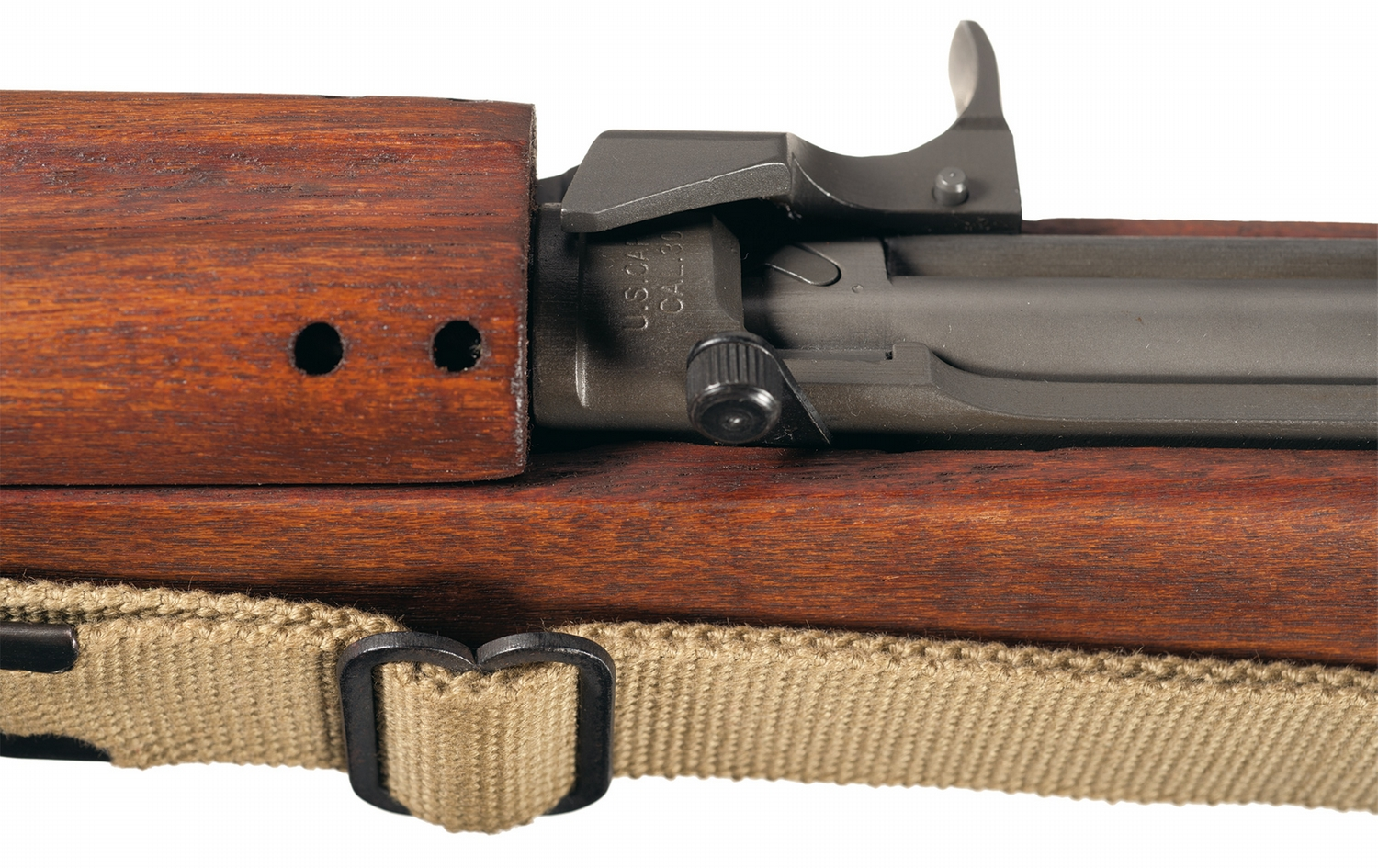WWII Underwood M1 Carbine with John Norrell Registered Fully Automatic M2  Trigger Group