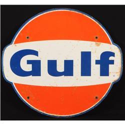 30  Gulf Oil Tin Sign